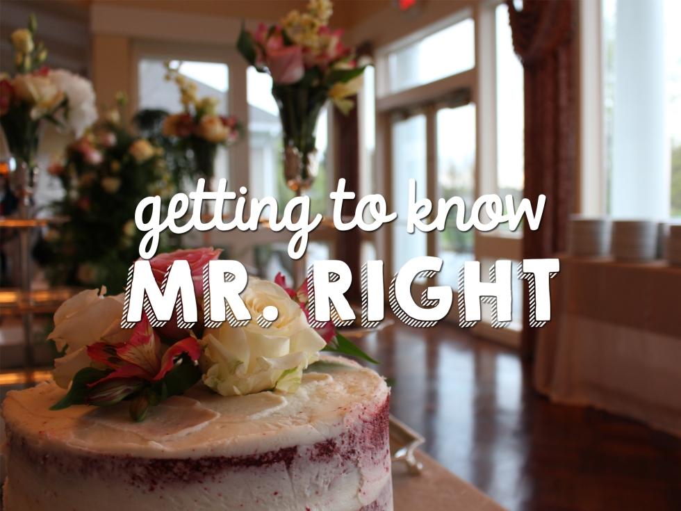 Mr. Right 4
