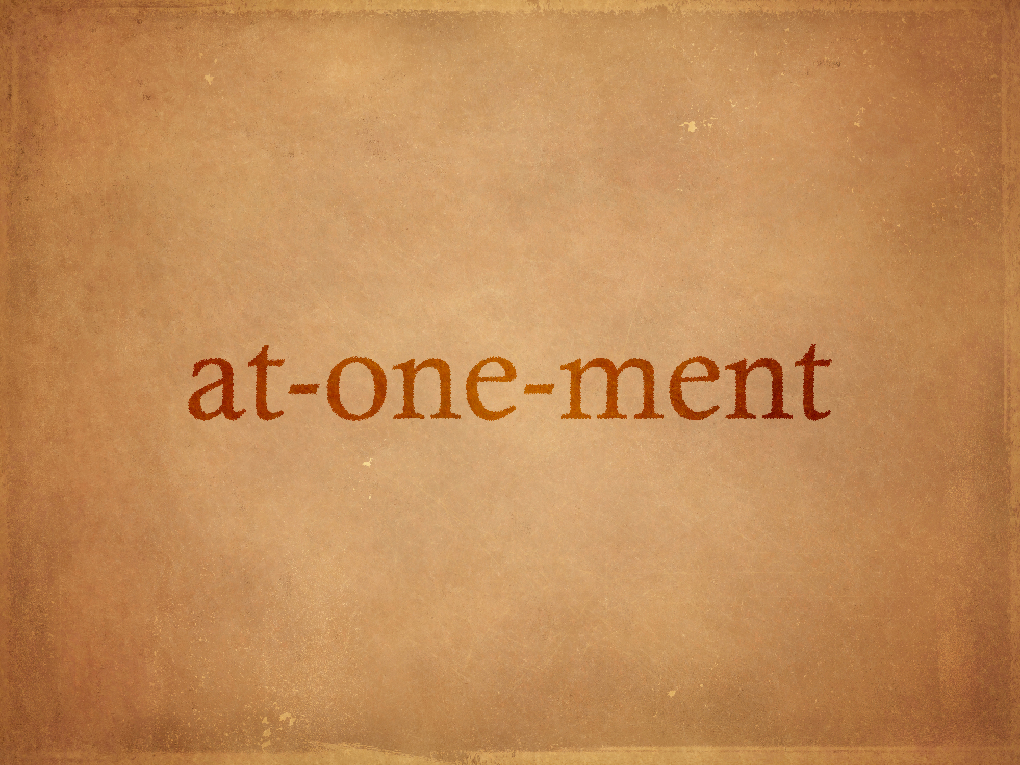 At-one-ment   Come Awake